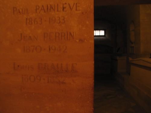 braille 500x375 - A day in Paris, France - Pantheon & Saint-Germain