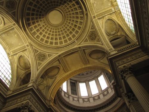 pantheon 500x375 - A day in Paris, France - Pantheon & Saint-Germain