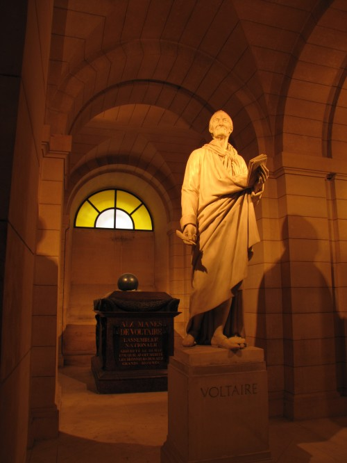 voltaire 500x666 - Europe: Paris, Day 5
