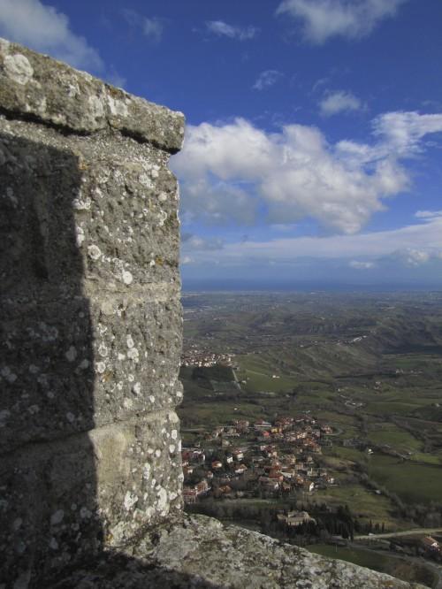 san marino tower italy rimini adriatic coast 500x666 - A day trip to San Marino from Rimini, Italy