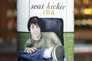 seat kicker ipa airways brewing company