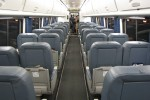 empty amtrak acela1 150x100 - New Amtrak service: No train, but free pizza & Doritos