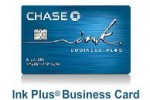 chase ink plus card 150x100 - Get 70,000 bonus points with the Chase Ink Plus Business Card
