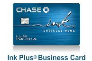 chase ink plus card 300x200 - Get 70,000 bonus points with the Chase Ink Plus Business Card