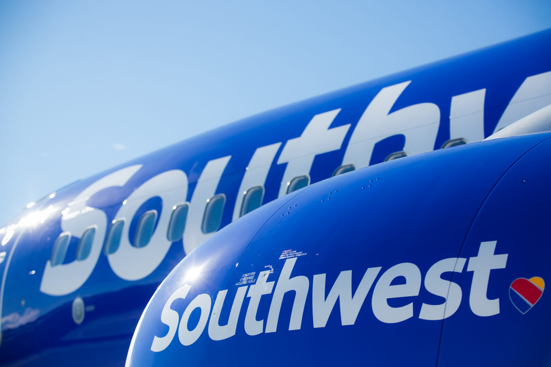 heart one stephen m keller - Southwest Airlines reveals new livery