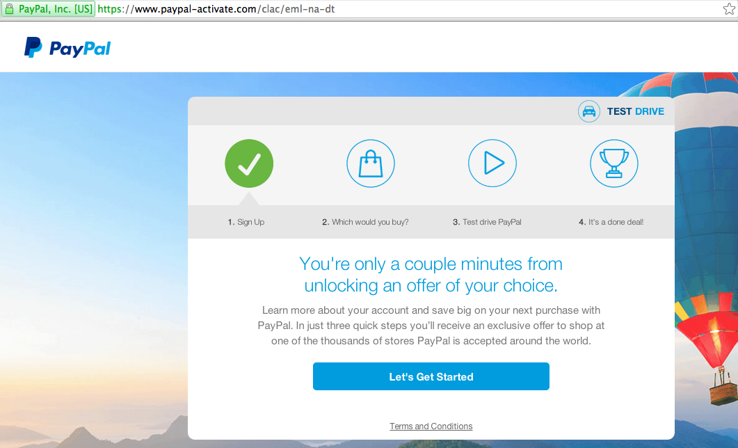 paypal free money first screen - Get $5 free from PayPal