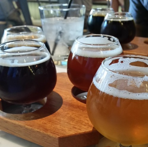 alvarado street beer e1413437555437 500x499 - The best craft beer in Monterey, California