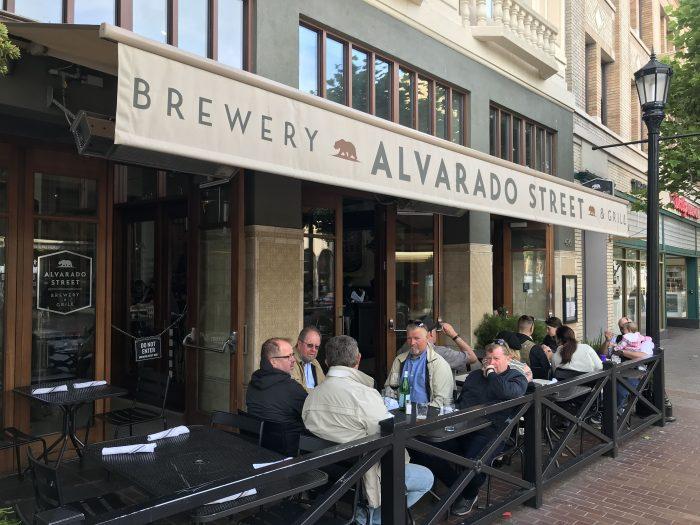 alvarado street brewery monterey craft beer 700x525 - The best craft beer in Monterey, California