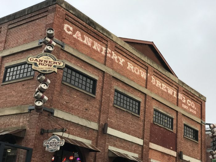 cannery row brewing company monterey craft beer 700x525 - The best craft beer in Monterey, California