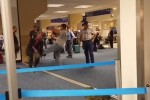 dallas airport homophobia attack 150x100 - Homophobic, racist man attacks passengers, gets taken down at Dallas-Fort Worth Airport - Video
