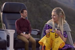hobbit safety video elijah wood 300x200 - Air New Zealand releases latest Hobbit-themed inflight safety video