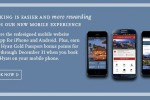 hyatt app free points 150x100 - Get 1,000 Hyatt Points for booking through their app or mobile site