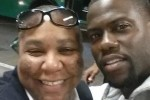 kevin hart selfie 150x100 - Kevin Hart comes to rescue of National Car Rental bus driver who got in trouble for taking photo with him