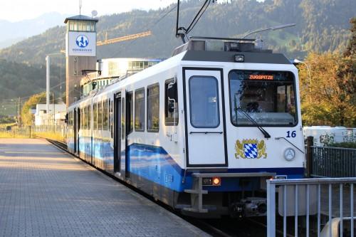 zugspitze train 500x333 - Zugspitze + Lake Eibsee + Garmisch-Partenkirchen: Day 3