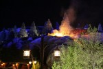 disney world fire 150x100 - Seven Dwarfs Mine Train ride at Disney World catches fire: Video