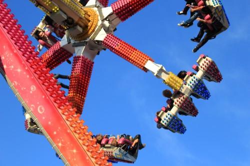 oktoberfest carnival rides 500x333 - Oktoberfest 2014 Opening Day, Munich, Germany: Day 5