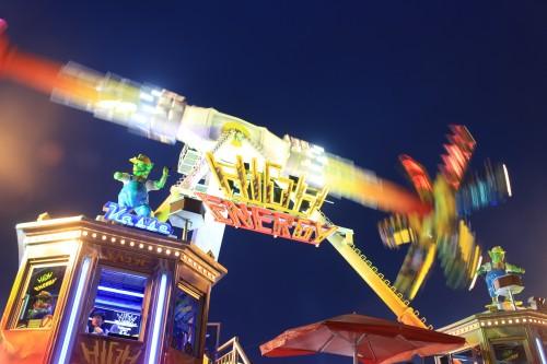 oktoberfest rides 500x333 - Munich, Germany - Exploring + Oktoberfest