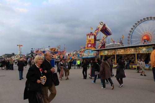 oktoberfest storm carnival 500x333 - Munich, Germany - Exploring + Oktoberfest