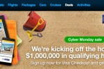 orbitz black friday deal 150x100 - $100 off $100 hotel booking on Orbitz with Visa Checkout - Cyber Monday deal