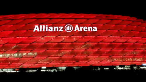 allianz arena 500x281 - Attending a Bayern Munich match at Allianz Arena