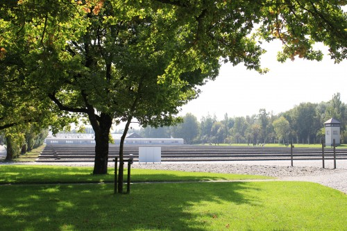 dachau concentration camp 500x333 - Dachau, Germany - Visiting the former concentration camp: Day 9