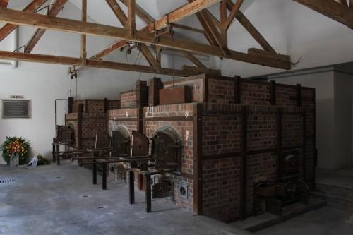 dachau crematorium 500x333 - Dachau, Germany - Visiting the former concentration camp: Day 9
