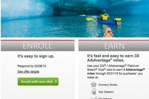 citi aadvantage 3x bonus 300x200 - Citi AAdvantage credit card 3x promo, plus how to get a retention bonus