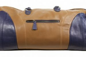 Looptworks Southwest Airlines Seat Leather Bags