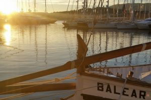 sunset palma mallorca 300x200 - My Top Travel Instagram Photos - December 2014
