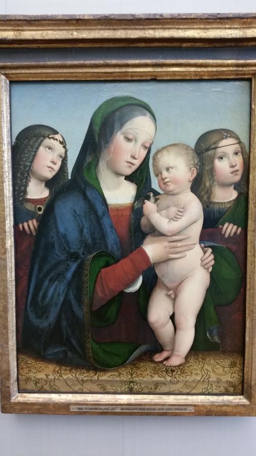 alte pinakothek 500x888 - The art museums of Munich, Germany: Day 10