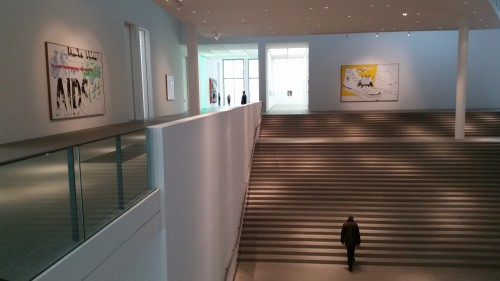 andy warhol pinakothek der moderne 500x281 - The art museums of Munich, Germany