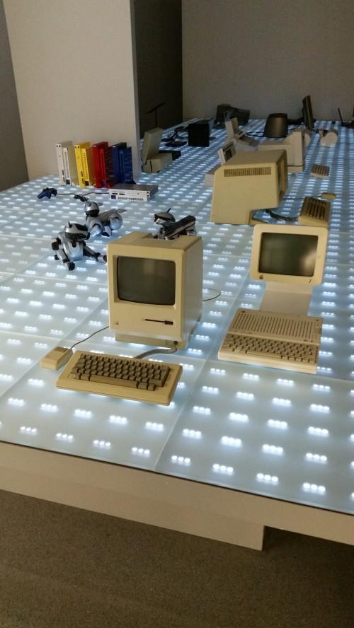 computers pinakothek der moderne 500x888 - The art museums of Munich, Germany: Day 10
