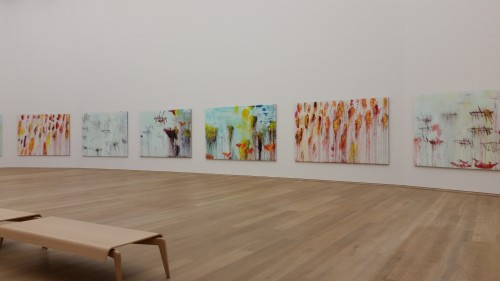 cy twombly museum brandhorst 500x281 - The art museums of Munich, Germany: Day 10