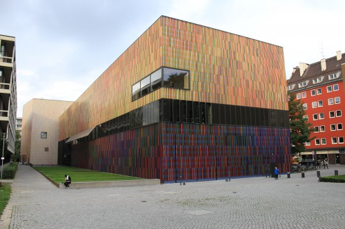 museum brandhorst 500x333 - The art museums of Munich, Germany