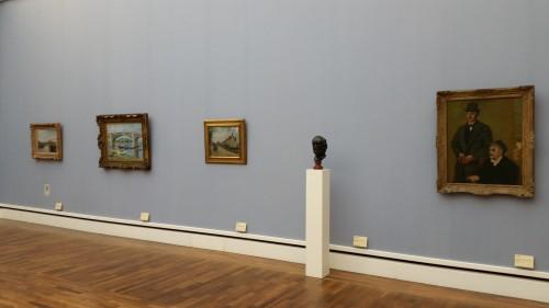 neue pinakothek 500x281 - The art museums of Munich, Germany