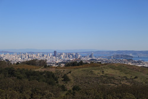 san francisco san bruno mountain 500x333 - Travel Contests: February 6, 2019 - San Francisco, Miami, NYC, & more