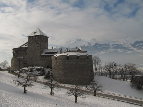 vaduz castle 500x375 - A day trip from Zurich to Liechtenstein & so much more (Or, why sometimes it's good to get into cars with strangers)