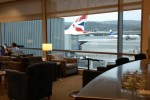 ba business class lounge plane sfo 150x100 - British Airways First Class & Business Class Terraces Lounge San Francisco SFO Review