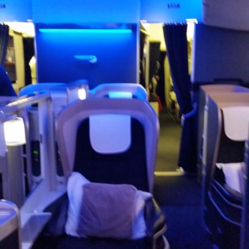 british airways first class 747 500x500 - British Airways First Class 747-400 San Francisco SFO to London Heathrow LHR Review