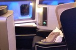 british airways first class suite side 150x100 - British Airways First Class 747-400 San Francisco SFO to London Heathrow LHR Review