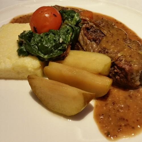 british airways short rib 500x500 - British Airways First Class 747-400 San Francisco SFO to London Heathrow LHR Review