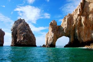 cabo san lucas rocks 300x200 - Travel Contests: June 12, 2019 - Anguilla, Belize, Cabo, & more