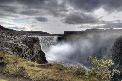 dettifoss iceland 500x332 - Travel Contests: January 24, 2018 - Iceland, Jordan, Bora Bora, & more