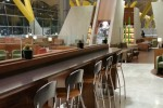 iberia lounge madrid 150x100 - Iberia Dali VIP Lounge Madrid Barajas MAD Review: Around The World