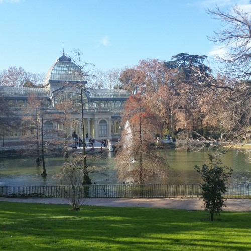 retiro crystal palace 500x500 - What to do on a layover in Madrid, Spain