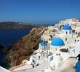 santorini greece 116x104 - Travel Contests: August 22, 2018 - Greece, Spain, London, & more