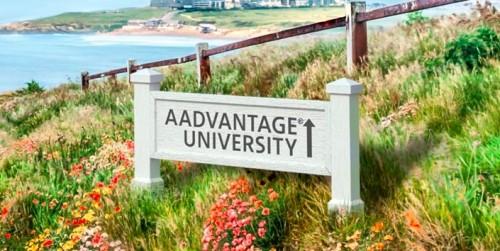 aadvantage university 500x251 - Get 1,000 free American AAdvantage miles