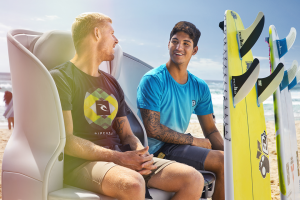 air new zealand surfing video 300x200 - Air New Zealand releases new inflight safety video plus a contest