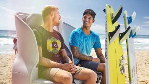 air new zealand surfing video1 500x281 - Air New Zealand releases new inflight safety video plus a contest