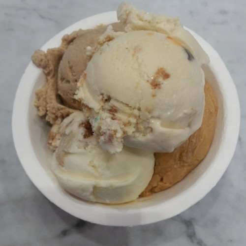 ample hills creamery 500x500 - One busy day in New York City: Bronx Brewery, Yankees, Last Week Tonight & more